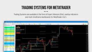 Algo Rush Trading Systems with Expert Advisors Indicators Dashboards for MetaTrader 4 5